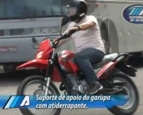 Teste drive Shineray XY 150 GY – Off Road